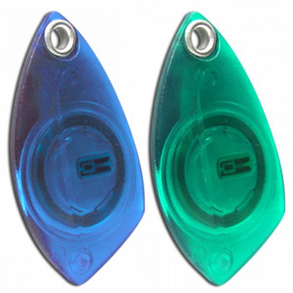 Cahveiro de Proximidade Acura AcuProx Keyfob Blue, Green