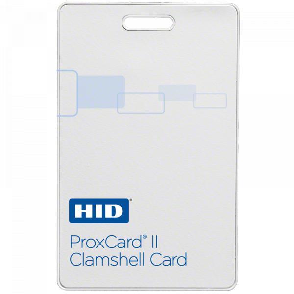 Cartão de Proximidade HID® 1326 ProxCard® Clamshell