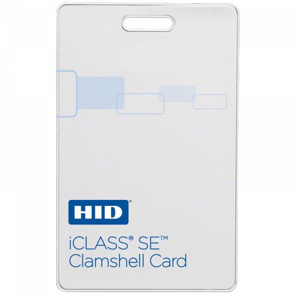 Cartão de Proximidade HID iCLASS 2080 Clamshell