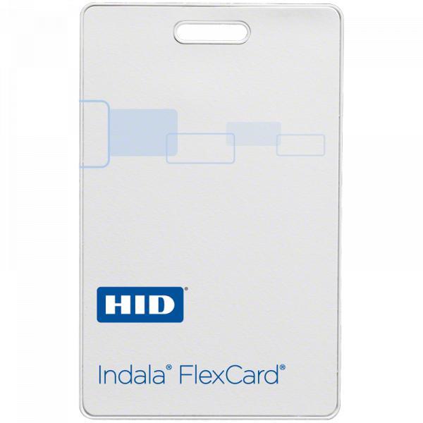 Cartão de Proximidade Indala® FlexCard® Clamshell