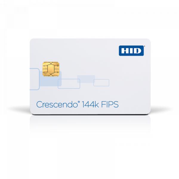 Cartão de Proximidade Série HID® Crescendo® 144K FIPS