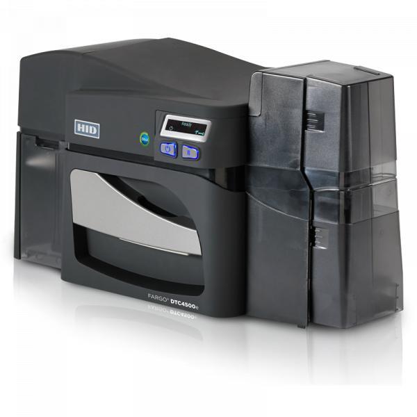 Impressora/Codificadora de Cartões de Identificação DTC4500e