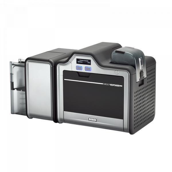 Impressora e codificadora de cartões de identificação FARGO® HDP5600