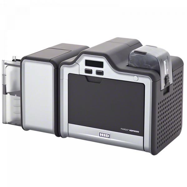 Impressora e codificadora de cartões de identificação HID® FARGO® HDP5000