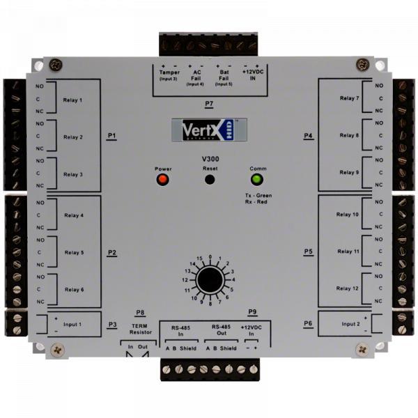 Interface de Controle de Saída HID Vertx V300