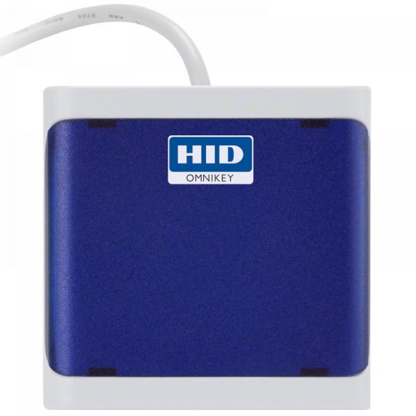 Leitora HID® OMNIKEY® 5023 para cartões inteligentes