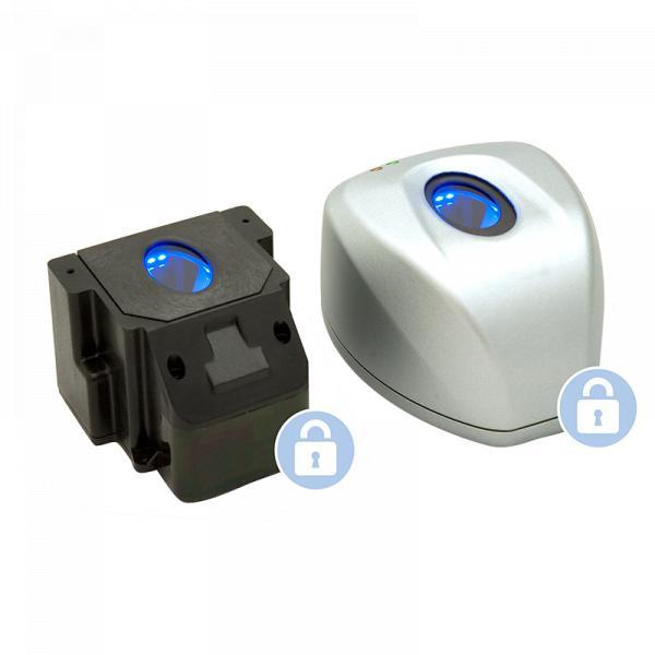 Módulos e sensores de impressão digital Lumidigm® Série V V4xx
