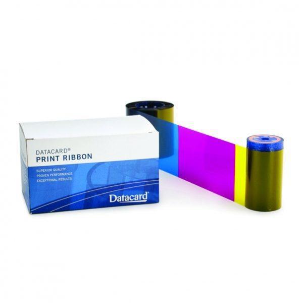 Ribbon Color 534700-005-R002 para SD360 YMCKT-KT 350 impressões