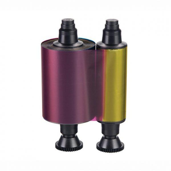 Ribbon Color R3011 Evolis para impressoras Dualys e Pebble