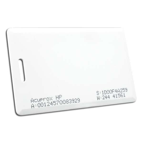 Cartão de proximidade acura
