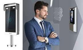 Controle de acesso biometrico para portas