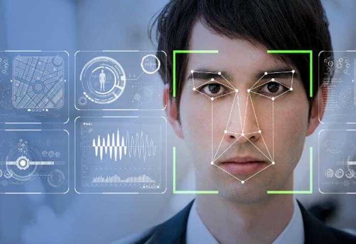 Controle de acesso facial