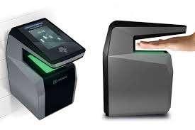 Controle de acesso via biometria