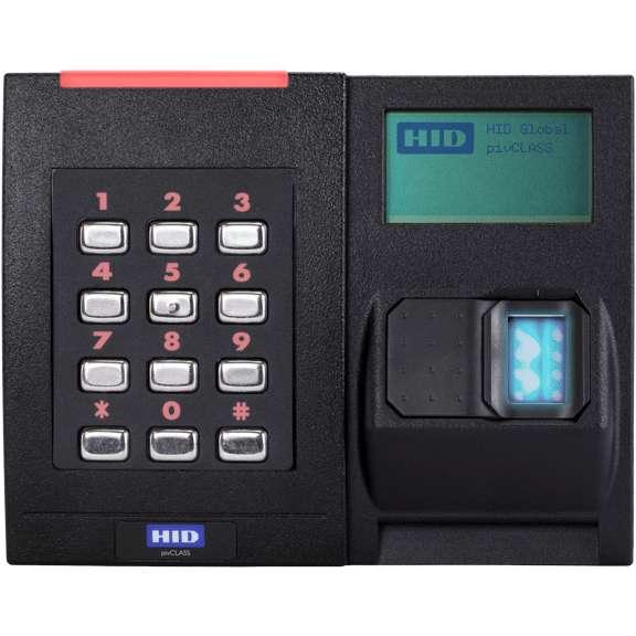 Leitor de biometria hid
