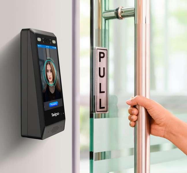 Sistema de controle de acesso para condomonio