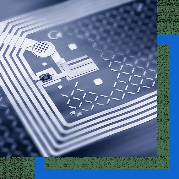 Controle de acesso por proximidade RFID