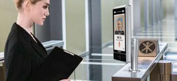 Controle de acesso com leitura facial