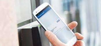 Controle de acesso pelo celular